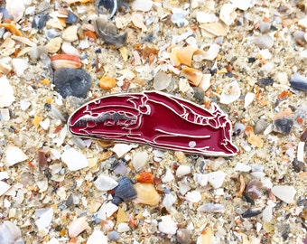 Crab Claw Pin