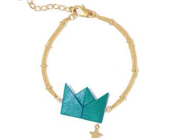 Bracelet - Drama Queen - Emerald