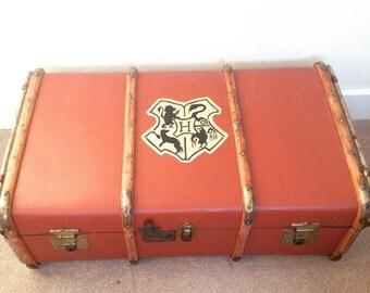 SALE - Harry Potter - Hogwarts School Trunk Replica