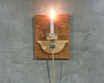 Wall lamp for candles (Wall Lamp Candles)