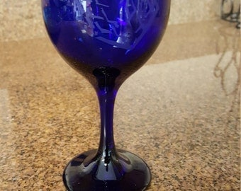 Tardis Wine Glasses