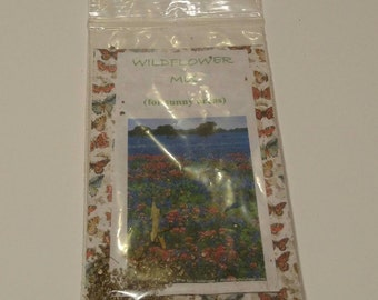Wildflower Mix Seed Packet