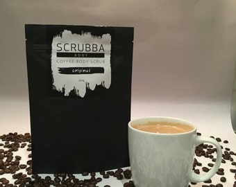 Original Coffee Body Scrub