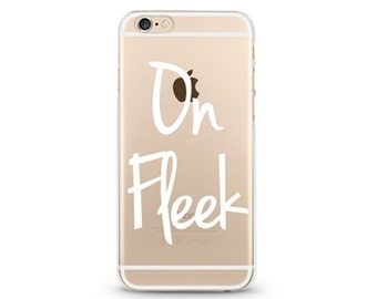 On Fleek - iphone 6s case, clear iphone 6 case, clear iphone case ,slim iphone cases