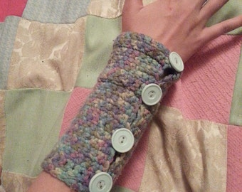 Crocheted Wrist Warmer