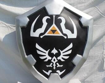 Dark Hylian Shield - Legend Of Zelda