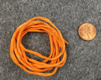 Hand-Dyed Silk 2mm Cord #6