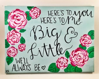 """Shop """"big and little sorority"""" in Art & Collectibles"""