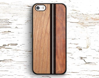 Geometric Wood Texture iPhone Case, iPhone 6, iPhone 6S, iPhone SE, iPhone 4/4S, iPhone 5, iPhone 5S, iPhone 5C