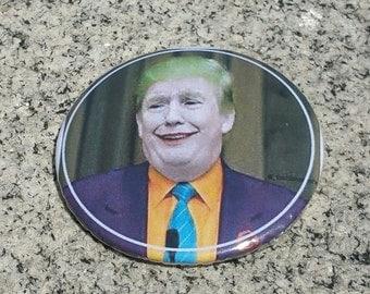 Donald Trump - Its the Joker Button!