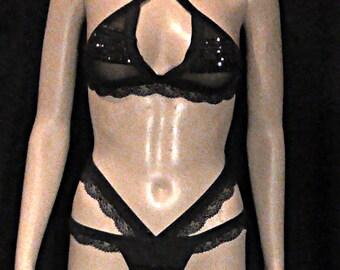 Elisa Bikini (black) SALE