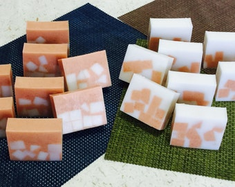 Homemade soap made with Rosemary Essential oil for Moisturizing