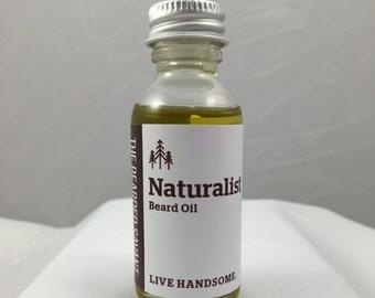 Naturalist Beard Oil