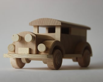 "Wooden toy car ""EMKA"" ,children toy, eco friendly toy"
