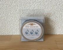 Disney Huey, Dewey and Louie masking washi tape 1roll (32.8') Blue Duck