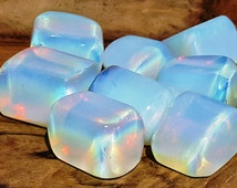 Opalite Crystal Tumbled Stone -  Crystal Healing, Reiki, Energy Balancing, and Crystal Grids 140