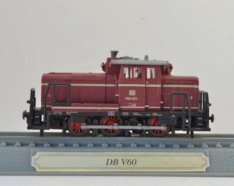 Del Prado Locomotive DB V60 from Germany