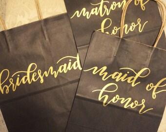 Bridesmaids Gift Bags