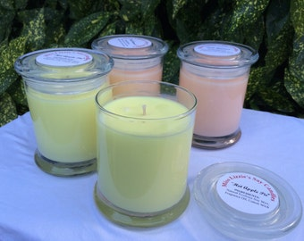 Apple Pie Candle - Hot Apple Pie Candle - Apple Candle - Soy Candle - Soy Apple Candle - Housewarming Gift