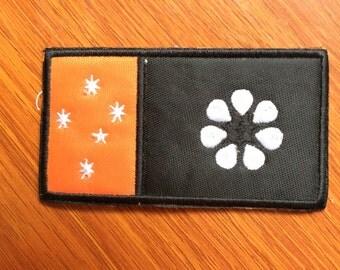 Patch Flag Austalia Northern Territories -