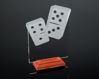 Dominoes Award / Trophy