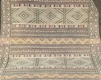 Berber Carpet from the Atlas Mountains