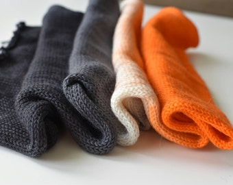 "Sock Blank - ""Traffic Warning"" - 100g - 4ply - Gradient Yarn"