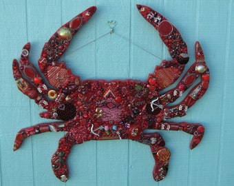 Red Crab (Medium)