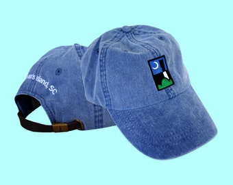 Sullivan's Island Hat (Royal Blue)