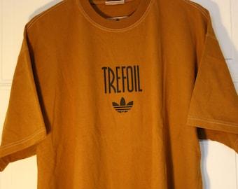 true vintage adidas trefoil T-Shirt 80