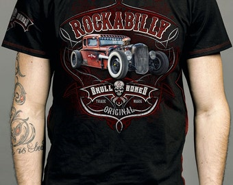 "T-shirt ""ROCKABILLY I"""