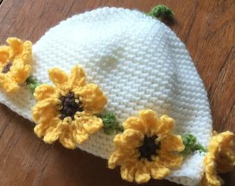 Betty's Sunflowers