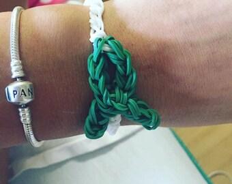 addiction awareness bracelet