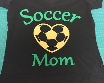 Soccer Mom custom shirt