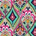 Lilly Pulitzer Inspired Crown Jewels #77 Patterned Vinyl / Heat Transfer Inspired Craft Cutter Vinyl Sheets