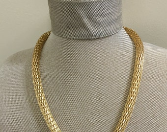 Trendy Gold Necklace