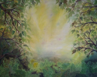 Sanctuary Painting