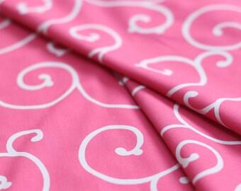 Free shipping! Furoshiki, Kawaii, Japanese fabric, Wrapping cloth, Eco friendly, Patchwork, Bento, Gift, Pink, White, Karakusa