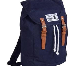 Cedar Backpack - Navy Blue