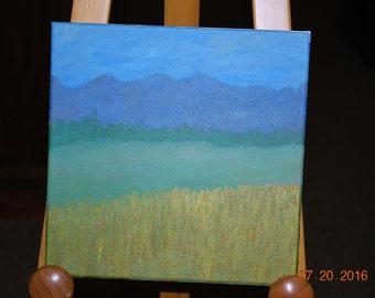 Blue Ridge Wheat