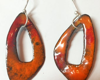 Sunfire Earrings