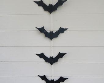 SALE: Bat Hanging Bunting// Decorations// Animal Bunting