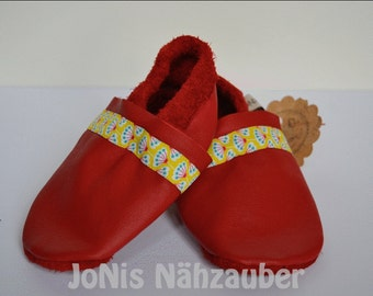 Baby shoes Baby Slippers Gr. 20-21