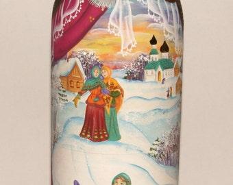 Matryoshka by bottle