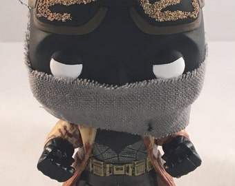 Custom knightmare batman Funko