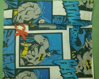 Batman Reusable Snack Bag