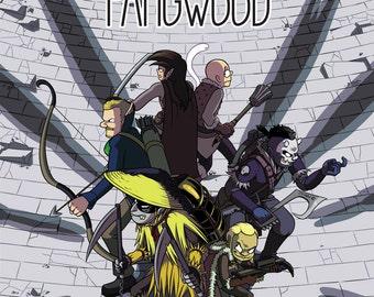 Misadventures in the Fangwood