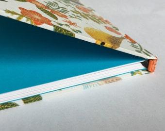 Handmade & Handbound Notebook/Journal