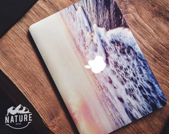 Skin For Macbook Pro With Mountains Laptop Vinyl Skin Decal - Custom vinyl stickers macbook
