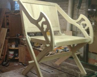 glastonbury style chairs